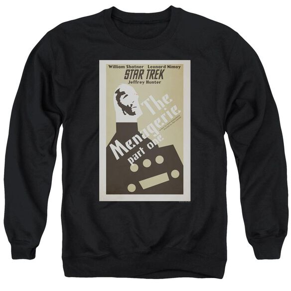 Star Trek Tos Episode 11 Adult Crewneck Sweatshirt