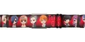 Tokyo Ghoul Chibi Group Seatbelt Belt