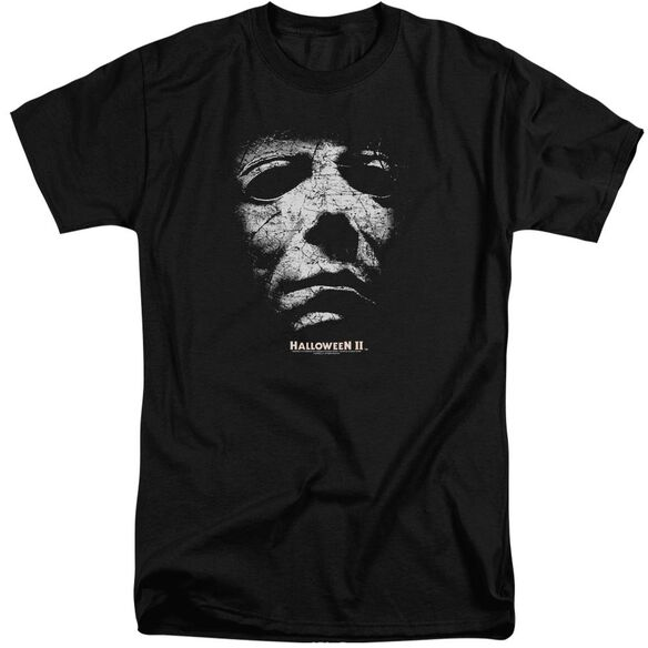 Halloween Ii Mask Short Sleeve Adult Tall T-Shirt