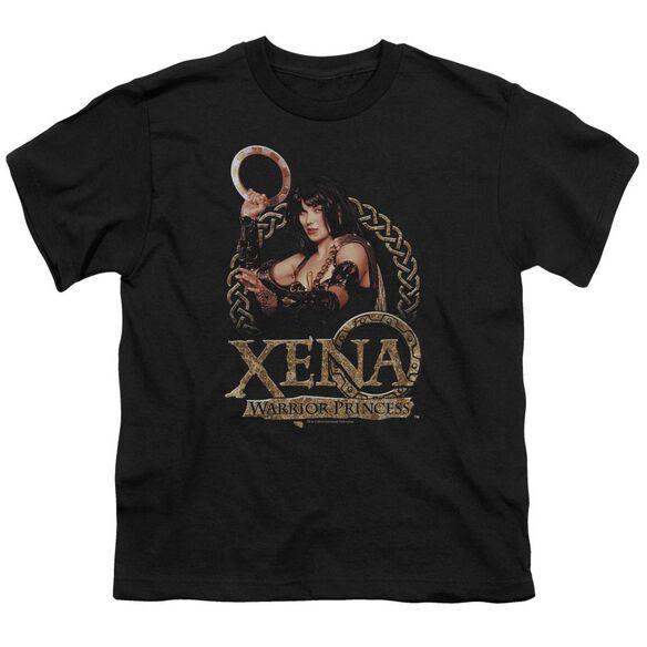 Xena Royalty Short Sleeve Youth T-Shirt