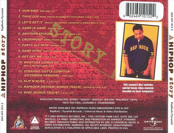 Hip Hop Story 0703
