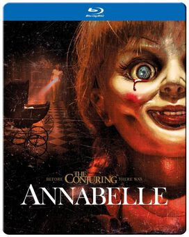 Annabelle [Exclusive Blu-ray Steelbook]