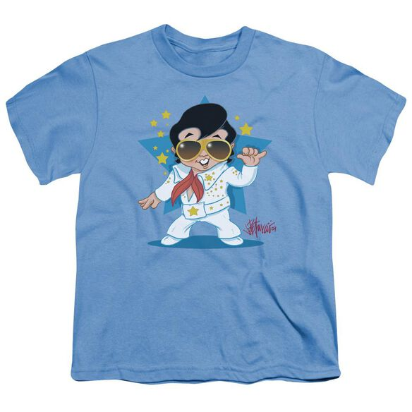 Elvis Jumpsuit Short Sleeve Youth Carolina T-Shirt