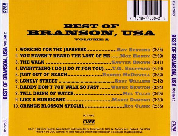 Best Of Branson Usa V2