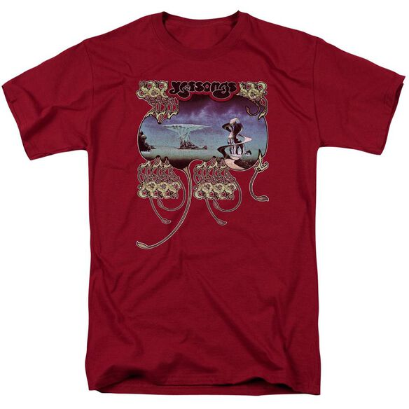 Yes Yessongs Short Sleeve Adult T-Shirt