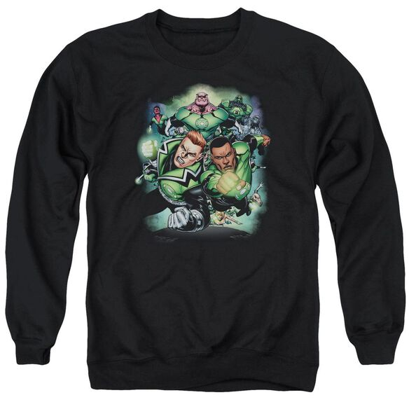Green Lantern Corps #1 Adult Crewneck Sweatshirt