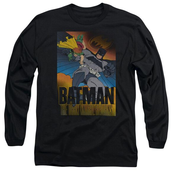 Batman Dk Returns Long Sleeve Adult T-Shirt
