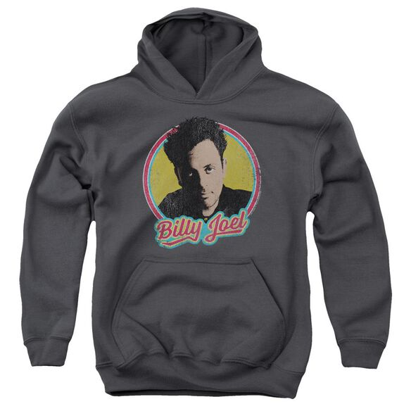 Billy Joel Billy Joel Youth Pull Over Hoodie