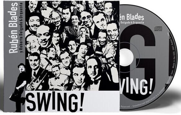 Ruben Blades - SWING!