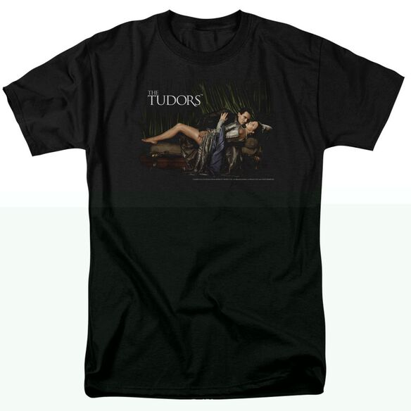 TUDORS THE KING AND HIS QUEEN - S/S ADULT 18/1 T-Shirt