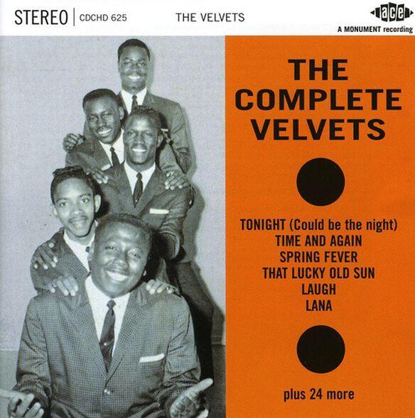 The Velvets - Complete Velvets