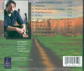 Bob Franke - Long Roads, Short Visits
