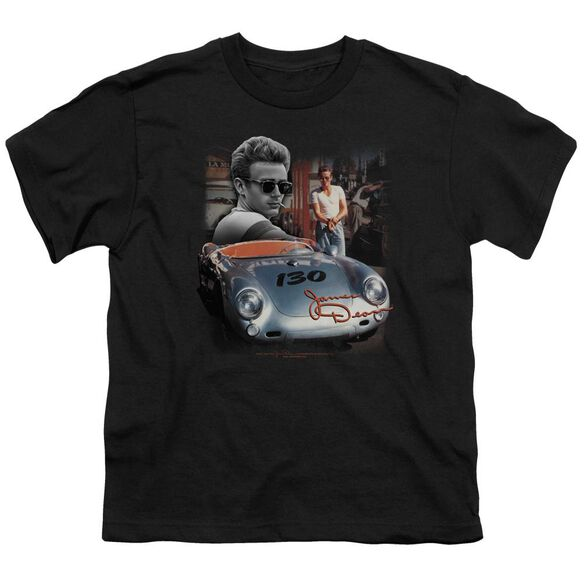 Dean Sunday Drive Short Sleeve Youth T-Shirt