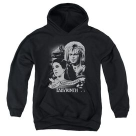 Labyrinth Anniversary Youth Pull Over Hoodie