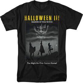HALLOWEEN III KIDS POSTER-S/S ADULT 18/1 - BLACK T-Shirt