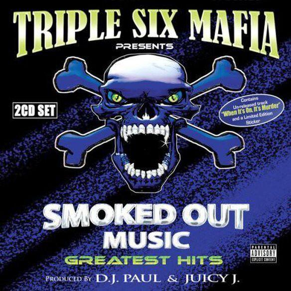 Three 6 Mafia - Smoked Out Music's Greatist Hits