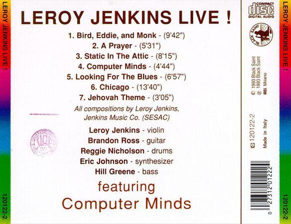 Leroy Jenkins Live