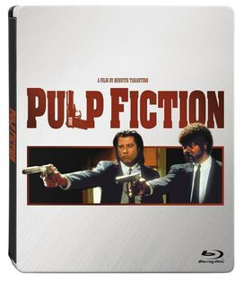 Pulp Fiction [Limited Edition Blu-ray Steelbook]