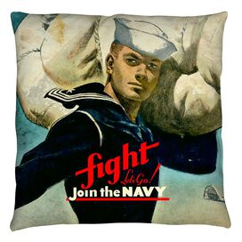 Navy Fight Lets Go Throw