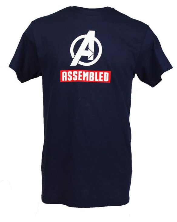 Avengers Assemble T Shirt by Fye