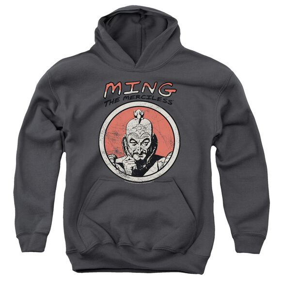 Flash Gordon Ming Youth Pull Over Hoodie