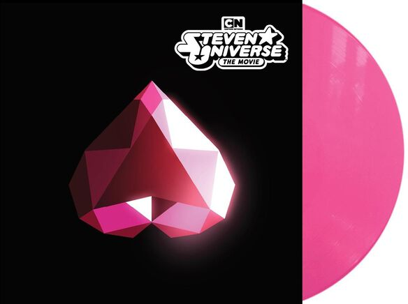 Steven Universe The Movie - Selections from the Original Soundtrack [Exclusive Opaque Pink Vinyl]