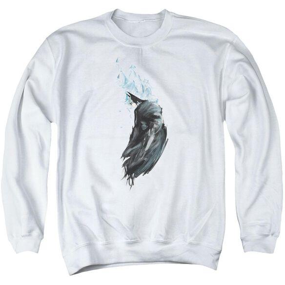 Batman Wash Adult Crewneck Sweatshirt