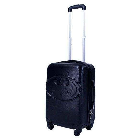 Batman Hard Sided Rolling Luggage