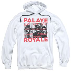 Palaye Royale Oh No Adult Pull Over Hoodie