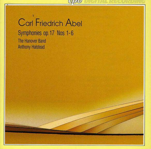 Anthony Halstead - Symphonies 1-6