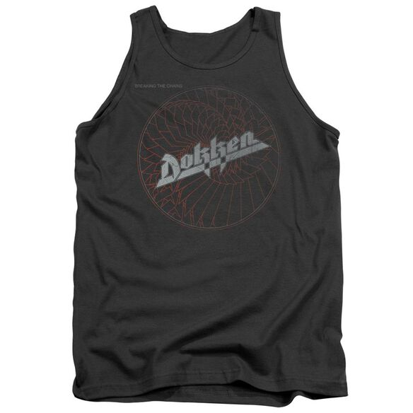 Dokken Breaking The Chains Adult Tank