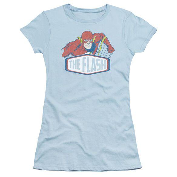 Dco Flash Sign Short Sleeve Junior Sheer Light T-Shirt