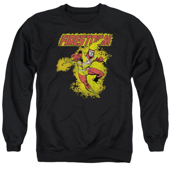 Dc Firestorm Adult Crewneck Sweatshirt