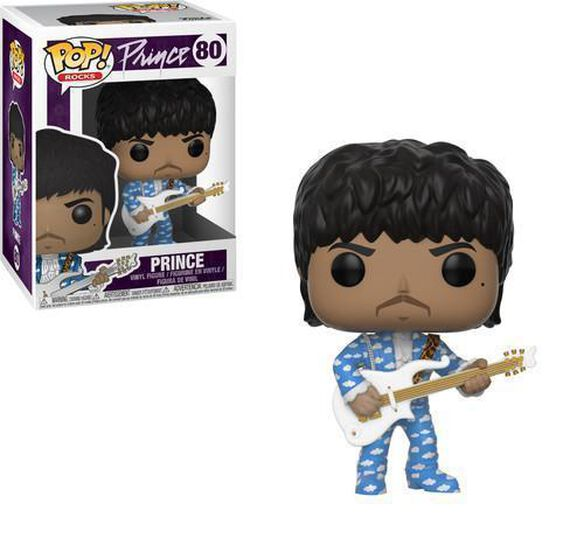 Funko Pop! Rocks: Prince (Around The World In A Day)