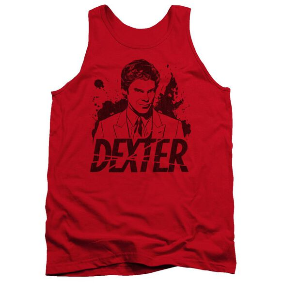 Dexter Splatter Dex Adult Tank