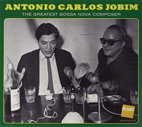 Greatest Bossa Nova Composer (Spa)