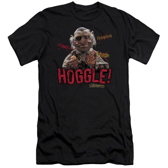Labyrinth Hoggle Short Sleeve Adult T-Shirt