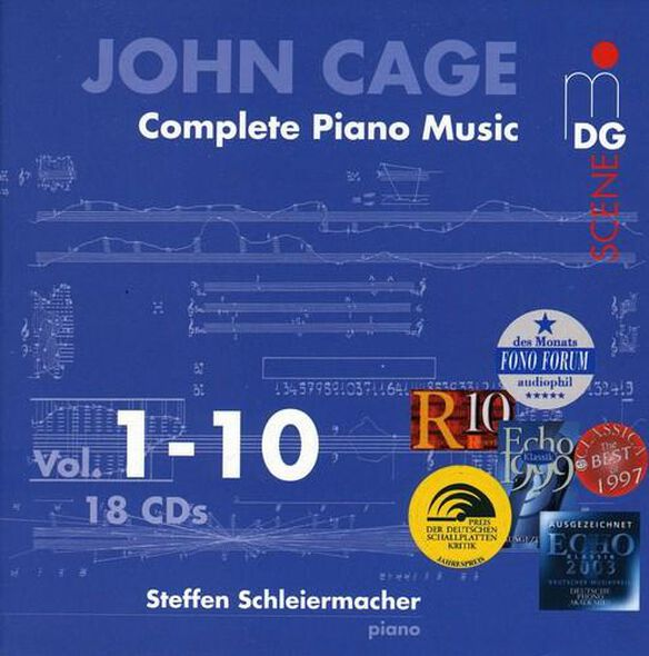 Complete Piano Works (18