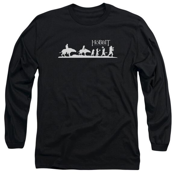 Hobbit Orc Company Long Sleeve Adult T-Shirt