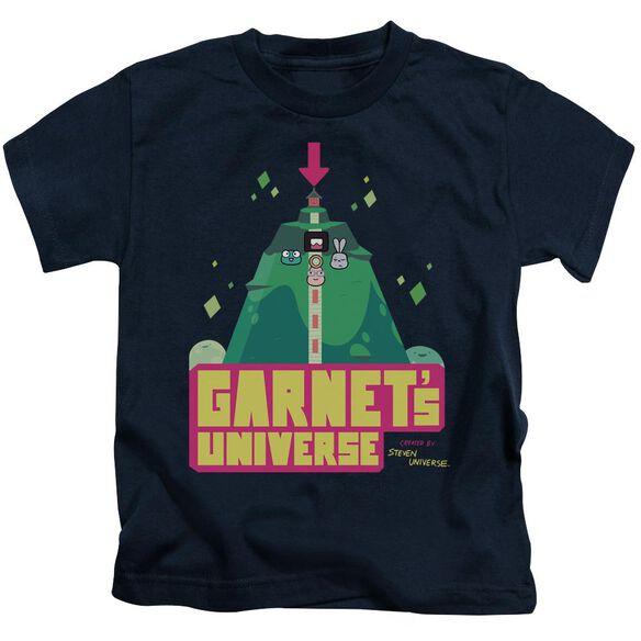 Steven Universe Garnet's Universe Short Sleeve Juvenile T-Shirt