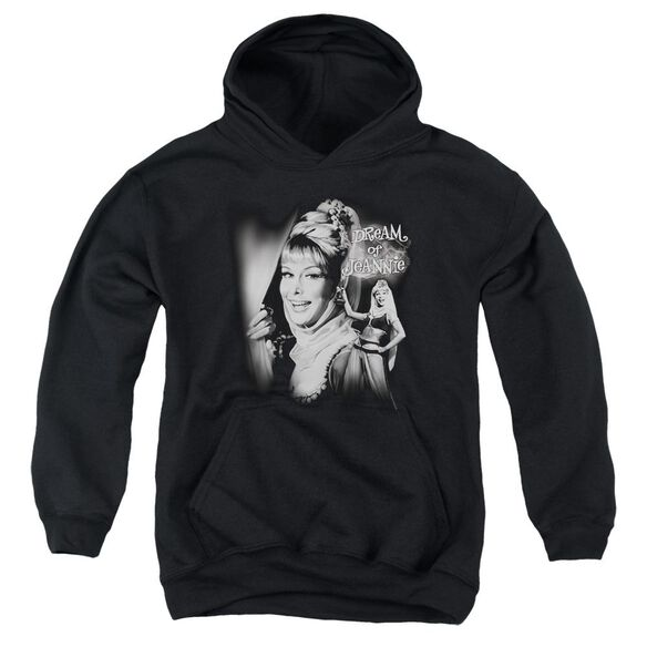 I Dream Of Jeannie I Dream Of Jeannie Youth Pull Over Hoodie