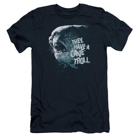 Lor Cave Troll Short Sleeve Adult T-Shirt