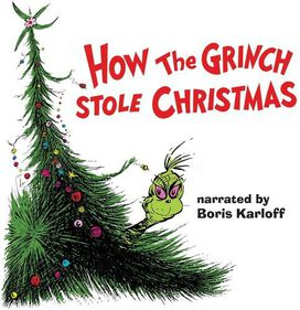 Boris Karloff/Thurl Ravenscorft - How the Grinch Stole Christmas [Original Soundtrack]