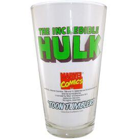 Incredible Hulk Silver Age Glass