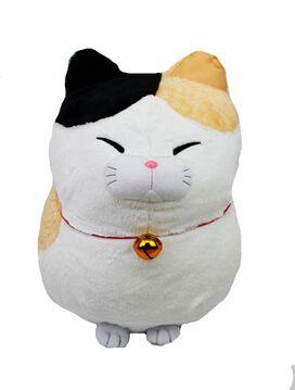 Smiley Cat Large Plush