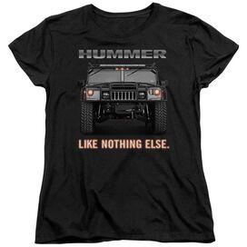 Hummer Like Nothing Else Short Sleeve Womens Tee T-Shirt