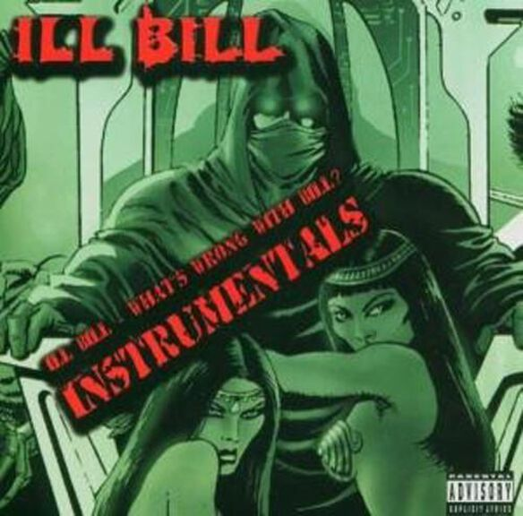 What's Wrong With Bill (Instrumentals)