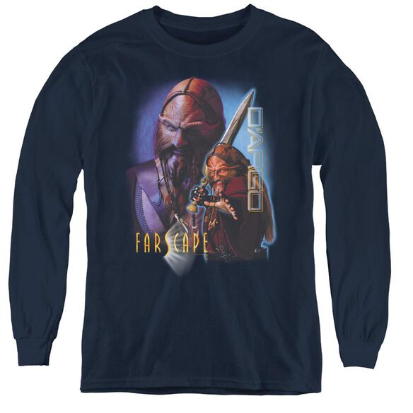 Farscape Dargo - Youth Long Sleeve Tee