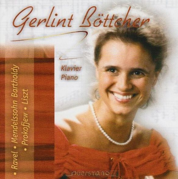 Ravel/ Liszt/ Prokofiev/ Bottscher - Le Tombeau de Couperin/Rondo Capricciosoetudes