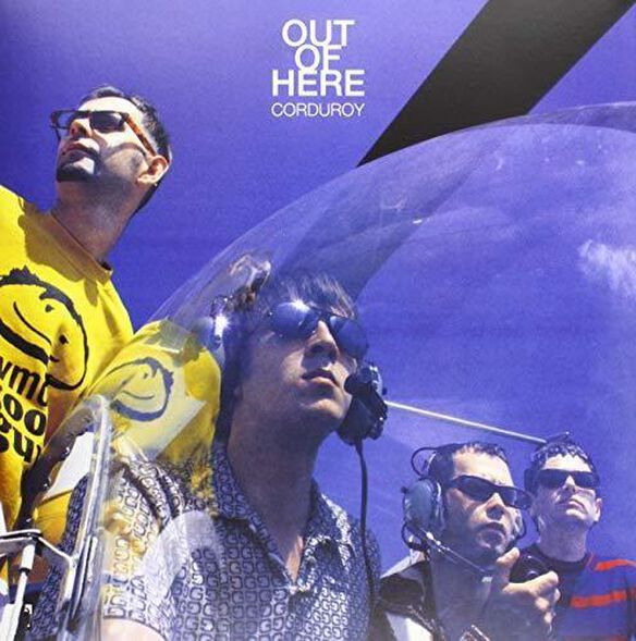 Out Of Here (Jpn)